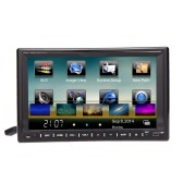 "Universal 3G WiFi 7"" 2 Din Car DVD/USB/SD Player Bluetooth GPS Radio HD Car Entertainment System for All Cars"