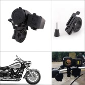 Motorcycle GPS Sat Nav Phone Dual USB Charger Power Adapter Socket Waterproof