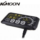 KKMOON 5.5 Inch Car HUD Head Up Display KM/h & MPH Speeding Warning OBD2 Interface Windshield Project System