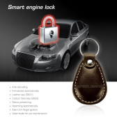 Steelmate SK01 Water Resistant Car Engine Lock with High Grade Leather Smart Keys Car Alarm System