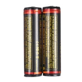 TrustFire 2pcs Rechargeable 18650 3.7V 3400mAh Li-ion Battery