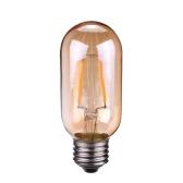Tomshine 2W T45 LED Filament Bulb Edison Style Light AC110-120V E26 Base Tawny Antique Vintage Retro Holiday Festival Decorations Warm White