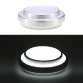 15W 110-240V LED Flush Mount Ceiling Light Modern Contemporary Lamp  Fixture 1200LM 6000K for Living Room/Bedroom/Dining Room