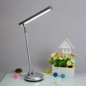 LIXADA Rotatable Foldable Flexible 6W LED Desk Light Lamp with Adjustable Brightness UK Plug