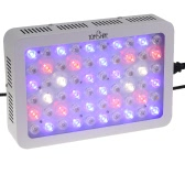 Tomshine 300W AC85-260V 60LEDs 4462LM Plant Grow Light with Lens Veg Bloom Switch Full Spectrum Vegetables Herbs Flowers Bonsai Lamp Greenhouse Indoor Garden Hydroponic