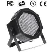 25W AC90-240V 127 RGB LEDs Par Can Light Channel 1/2/3/4/5/6/7 Stage Effect Light DMX 512/ Sound Activated/ Master Slave/ Auto Run/ for Disco Stage Bar DJ Club Home KTV Show Par Lamp