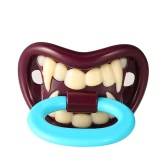 Baby Toddler Funny Vampire Silicone Pacifier