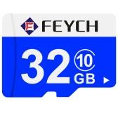 FEYCH 32 G クラス 10 マイクロ TF フラッシュ メモリ カード高速書き込み/読み取りサムスンのギャラクシー ノートの 5 S6 S6 エッジ Xiaomi huawei 社 HTC スマート フォン PC タブレット カメラ MP3 MP4 高効率