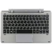 CHUWI Hibook Keyboard Portable Separable Docking Port 0~120° Rotary Shaft for CHUWI Hibook Tablet PC Standard Layout