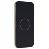 Portable Qi Wireless Charger Transmitter Ultrathin Slim Charging Pad for Samsung S5 S6 S6 Edge iPhone 6 6 Plus 6S 6S Plus