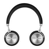 Original Meizu HD50 Headphones Wire Control Foldable Headhand HiFi Earphones Aluminium Alloy Shell Less than 0.5% of Low Distortion Superfine Fibre Diaphragm for iPhone Samsung  Smartphones MP3 iPad
