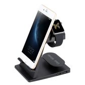 Itian A16 Charging Stand Charging Station Dock Cradle for Apple Watch iPhone iPad