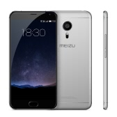 "Original Meizu Pro 5 Smartphone 5.7"" AMOLED FHD Screen 1920*1080pixel 4G FDD-LTE Exynos 7420 8-core 64bit Processor 3GB+32GB Metal Body Cellphone mTouch2.1 Fingerprint 21.01MP Hi-Fi 2.0 Dual Card mCharge 2.0 USB Type-C 3050mAh Battery Phone"