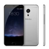 元 Meizu プロ 5 スマート フォン 5.7「AMOLED の FHD 画面 1920 * 1080pixel 4 G FDD LTE Exynos 7420 8 コア 64 ビット プロセッサ 3 + 32 GB 金属ボディの携帯電話 mTouch2.1 指紋 21.01MP Hi-Fi 2.0 デュアル カード mCharge 2.0 USB タイプ C 3050mAh バッテリー携帯電話