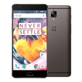 "OnePlus 3T 4G Smartphone Qualcomm Snapdragon 821 64-bit Quad Core 5.5"" FHD 1920*1080P Screen 6GB RAM + 64GB ROM 16MP+16MP Dual Cameras Oxygen OS 4K Video Fingerprint Ultrathin Metal Body NFC 3400mAh"
