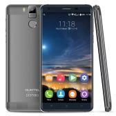"OUKITEL K6000 Pro 4G FDD-LTE MTK6753 64-bit Octa Core Smartphone 5.5"" 2.5D FHD 1920 * 1080 Pixels Screen Android 6.0 3GB RAM+32GB ROM 8MP+16MP Dual Cameras Alloy Frame 0.3s Fingerprint OTG"
