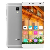 "Elephone S3 Smartphone 4G LTE 3G WCDMA TD-SCDMA CDMA Android 6.0 Octa Core MTK6753 64bits 5.2"" 1.3GHz 3GB RAM 16GB ROM 5MP 13MP Dual Cameras Simon-pure Bezel-less All-metal Multi-function E-touch Fingerprint Quick Charge Ruler Cable"