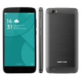 Original DOOGEE T6 Pro 5.5inch HD 1280*720px 4G FDD LTE MT6753 Octa Core 1.5GHZ Android 6.0 Smartphone 3GB RAM 32GB 13.0MP 6250mAh Large Capacity Battery Fast Charge Dual SIM Long Standby Cell Phone