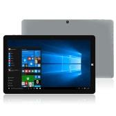"CHUWI Hi10 Pro Tablet PC Dual Boot Cherry Trail Z8300 Remix/ Windows 10 Ultra-slim 8.5mm All-metal Quad Core 10.1"" IPS Screen 1.84GHz 16:9 4GB RAM 64GB ROM 2MP 2MP Dual Cameras USB Type-C Double Speaker"