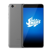Vernee Mars Side-Mounted Fingerprint Smartphone 4G MTK6755 Helio P10 64-bit Octa Core 5.5 Inches In-cell Screen Android 6.0 4GB RAM+32GB ROM 5MP+13MP Dual Cameras OTG Type C