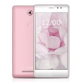 LEAGOO T1 Plus Smartphone 4G MTK6737 1.3GHz 2.5D 5.5 Inches HD 1280 * 720 Pixels Screen Android 6.0 3G+16G 13MP+13MP Dual Cameras 7.5mm Ultra-thin Metal Body 0.19s Fingerprint Unlock Smart Gesture