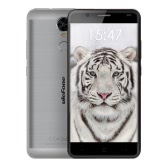"Ulefone Tiger 4G FDD-LTE Smartphone Android 6.0 MTK6737 64-bit Quad Core 5.5"" HD 1280*720pixels Screen 2GB RAM 16GB ROM 5MP 8MP Dual Cameras Fingerprint Smart Gesture OTG"