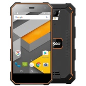 "NOMU S10 IP68 Waterproof Smartphone 4G LTE 3G WCDMA Dustproof Shockproof Rugged Outdoor Drfy Android 6.0 OS Quad Core MTK6737 5.0"" IPS Screen 1.5GHz 64bit 2GB RAM 16GB ROM 2MP 8MP Dual Cameras"