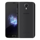 DOOGEE X9 Pro Fingerprint Smartphone 4G FDD-LTE 3G WCDMA MTK6737 64-bit Quad Core 5.5 Inches 2.5D HD 1280 * 720 Pixels Screen Android 6.0 2GB RAM+16GB ROM 5MP+8MP Camera Metal Frame Smart Gesture HotKnot GPS OTA OTG 3000mAh Power Saving Mode