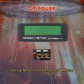 G.T.POWER Speed Meter for RC Car Sensored Motor