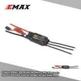 Original EMAX 30A BLHeli Brushless ESC Electronic Speed Controller with 5V/2A BEC for DJI F450 F550 RC Quadcopter Multicopter