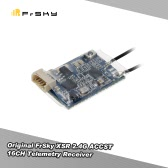 Original FrSky XSR 2.4G ACCST 16CH Receiver with S.Port S-Bus CPPM for QAV250 110mm QX90 80mm Micro Racing Quadcopter