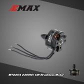 Original EMAX  MT2204 2300KV CW Brushless Motor for QAV250 280 RC Multicopter