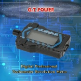G.T.POWER RC Digital Professional Tachometer Revolution Meter for RC Aircraft Helicopter Quadcopter