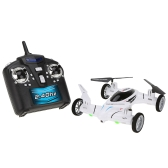 Original SY X25 2.4G 4CH 6-Axis Gyro Air-Gronud RC Flying Car with 2.0MP Camera 360 Degree Flips Auto Return Function