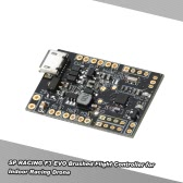 SP RACING F3 EVO Brush Flight Controller 33mm * 22mm for QX80 QX90 QX95 GoolRC G90 Q100 LT105 DIY Micro FPV Racing Quadcopter