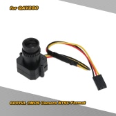 Super Mini 600TVL CMOS Camera NTSC Format for QAV250 FPV Racing Drone