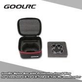 GoolRC Nylon Box with Protective Guard Ring for Cheerson CX-10 CX-10A CX-10C RC Quadcopter