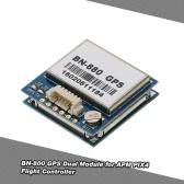 Ublox NEO-M8N BN-880 Dual GPS Module External Active GPS Antenna Support GLONASS for APM PIX4 Flight Controller