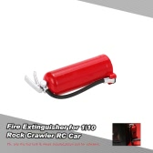 Fire Extinguisher for 1/10 CC01 SCX10 RC4WD D90 Rock Crawler RC Car