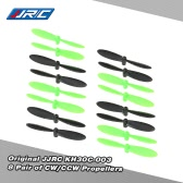 Original JJRC KH30C-003 8 Pair of CW/CCW Propellers for JJRC H30C H30CH H30WH RC Quadcopter Drone
