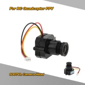 1/3 Inch Super-micro 600TVL Color CMOS Camera Head NTSC System for RC Quadcopter FPV Aerial Photograph
