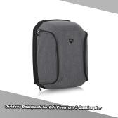 Outdoor Portable Shockproof Backpack Soft Shoulder Bag for DJI Phantom 3 Standard Professional and Advanced RC Drone