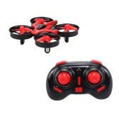 Original NIHUI NH-010 2.4G 4CH 6-Axis Gyro RC Quadcopter RTF UFO Anti-crush Drone with 3D-Flip/Headless Mode/One-Key Return/Speed Switch