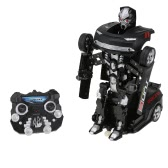 Original JIA QI TT661A One Key Transformation 2.4GHz RC Autobot