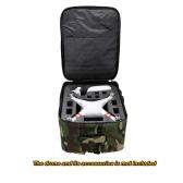 DJI Phantom Vision 1/2 Walkera QR X350 Pro RC Quadcopter Universal Shoulder Camouflage Backpack Outdoor Flight Quadcopter Portable Bag