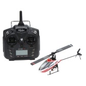 Original Walkera Super CP 2.4G 6-CH 3D 3-Axis Flybarless RTF RC Helicopter with DEVO-7E Transmitter