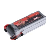 Wild Scorpion 14.8V 2200mAh 30C MAX 40C 4S T Plug Li-po Battery for RC Car Airplane Helicopter Part