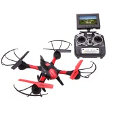 SKY HAWKEYE 1315S 5.8G 4CH FPV RC Quadcopter with Real-time Transmission & 0.3MP HD Camera One Key to Return and CF Mode