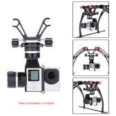 FeiYu Tech New  Version 3-Axis Mini  Brushless 3D Gimbal for Gopro Hero 3 3+ Gopro Hero 4 Aerial Photograrhy