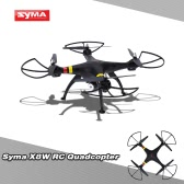 Original Syma X8W Wifi FPV 2.4G 6 Axis Gyro 4 CH RTF RC Quadcopter with 2.0MP HD Camera
